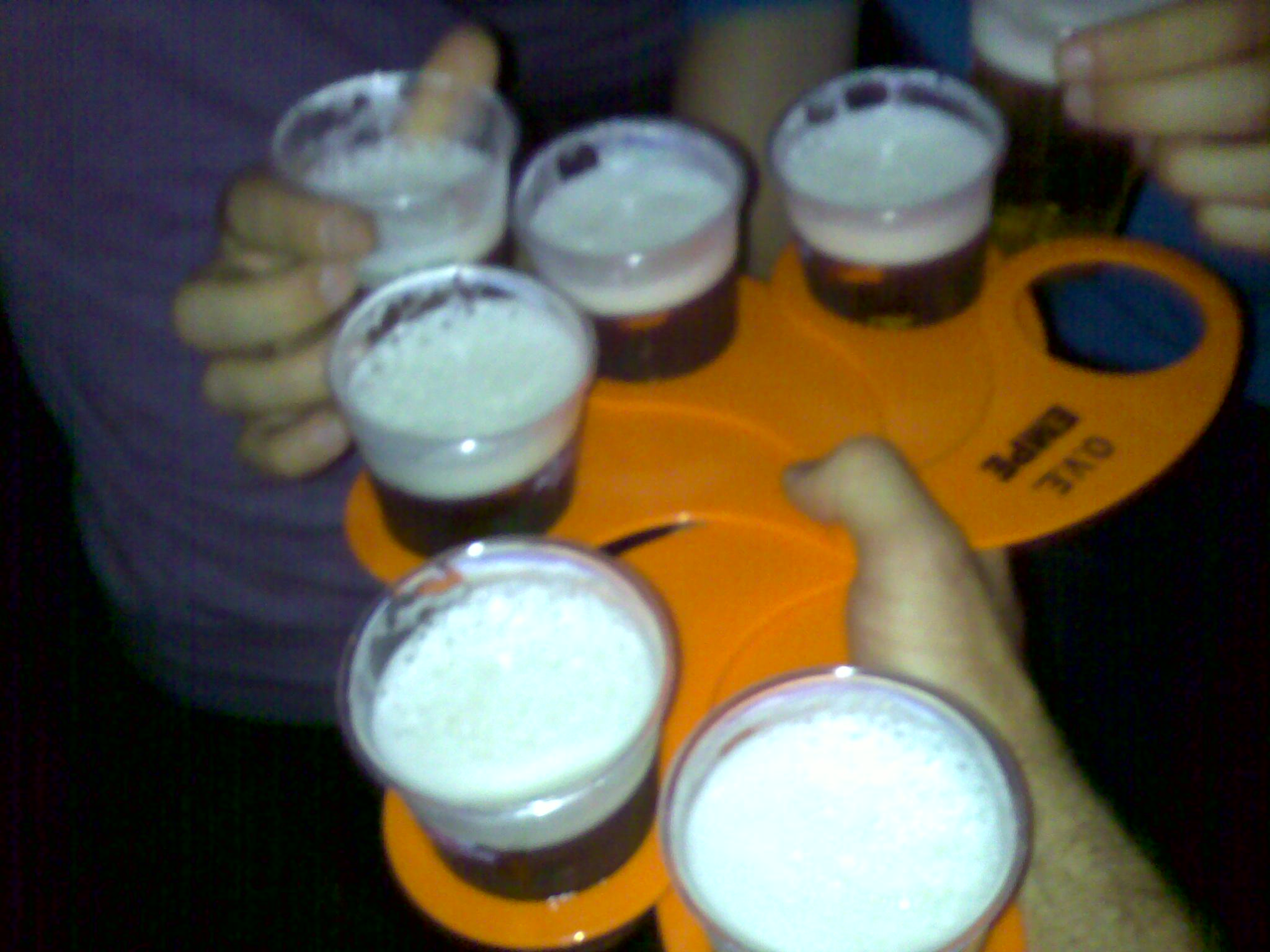 Bier halen