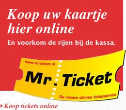 Mr Ticket